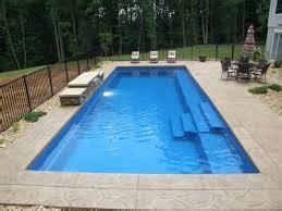 top designs   rectangle fiberglass swimming pool