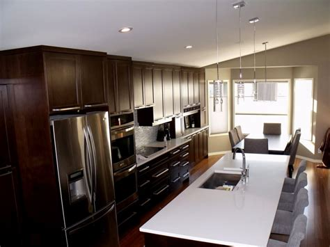 one wall kitchen layout with island one wall kitchen designs photos peenmedia com