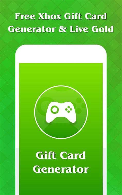xbox gift card generator  gold  xbox