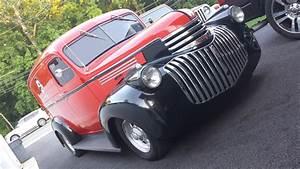 1937 Chevrolet Panel Truck - Overview