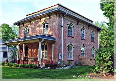 country house with wrap around porch more historic homes in sycamore illinois town country