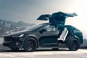 Tesla Modele X : 2018 tesla model x p100d gets t largo package by t ~ Melissatoandfro.com Idées de Décoration