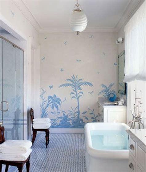 22 Amazing Light Blue Bathroom Tiles