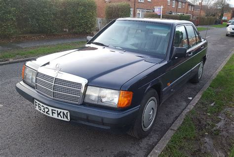 1989 mercedes 190 2.0 in very good condition. Classic Retro 1989 Mercedes Benz 190E 2.0 Automatic Petrol Blue 4 Door Saloon | in Heathrow ...