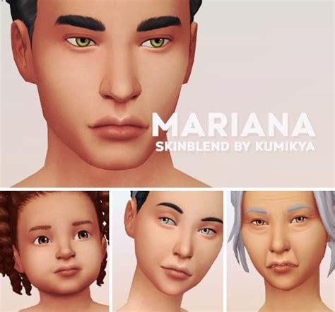 Pin On Sims 4 Skin Cc