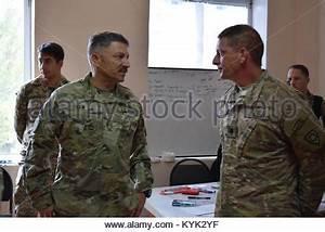 Lt. Col. Kent Cavallini, deputy commander for the Kentucky ...