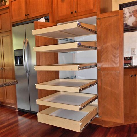 Pull Out Cabinet Shelves Design Ideas — Home Ideas