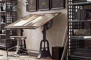 Rustic Industrial Decor Architect : Best Element ...