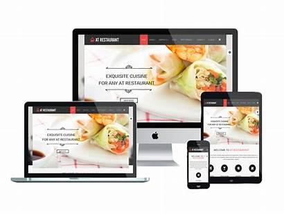 Restaurant Template Order Website Joomla Templates Ltheme