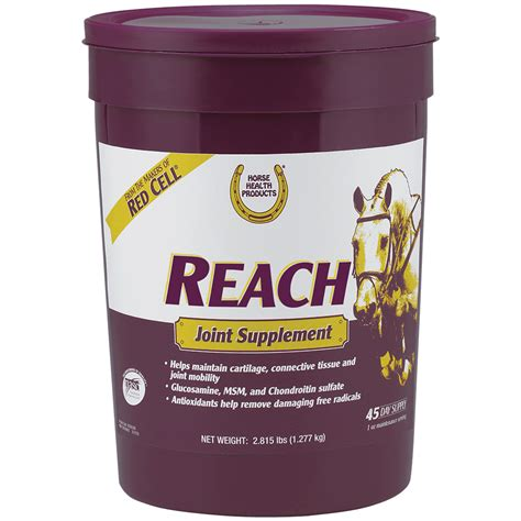 joint supplement reach supplements horses joints ingredients healthy care login please