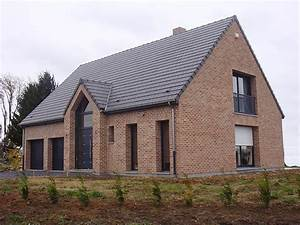 Maison En Bois Nord : mod le et plans tradi 01 du constructeur maisons tradi nord ~ Nature-et-papiers.com Idées de Décoration