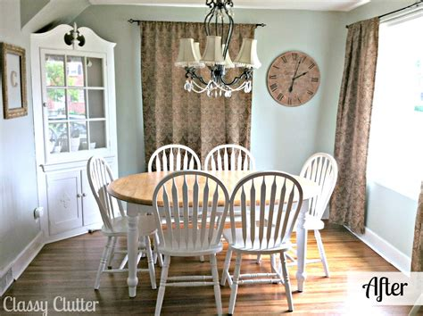 Adorable Dining Room And Dining Set Makeover