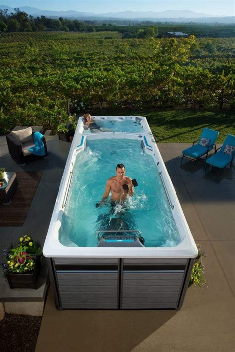 endless pools  swim spa fitness  exercise system