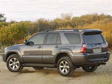 2009 Toyota 4runner Limited Pictures