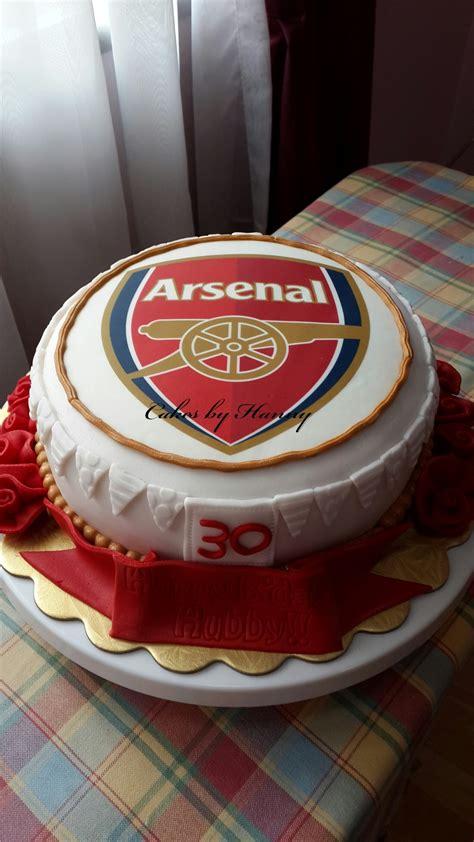 cakes  hanny arsenal cake