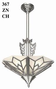 Art deco manhattan tall chandelier modernism