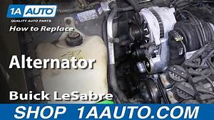 How To Replace Alternator 96