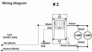 Motion Sensor Light Switch Wiring Diagram