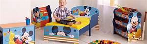 Chambre Bébé Disney : chambre mickey mouse d co mickey disney sur bebegavroche ~ Farleysfitness.com Idées de Décoration