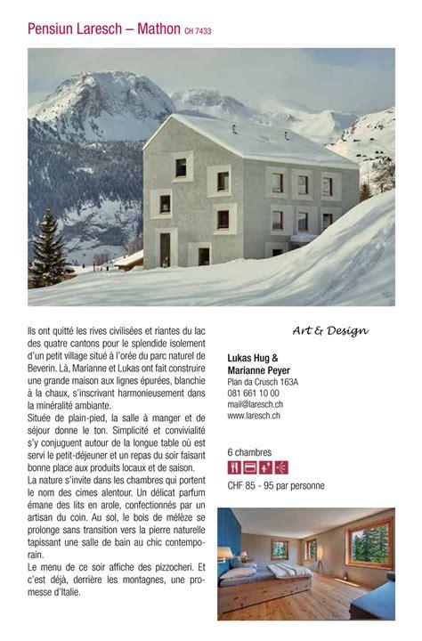 guide des chambres d hotes guide des chambres d h 244 tes de charme en suisse
