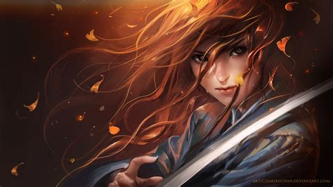 20+ Amazing & Beautiful Digital Art Desktop Wallpapers In