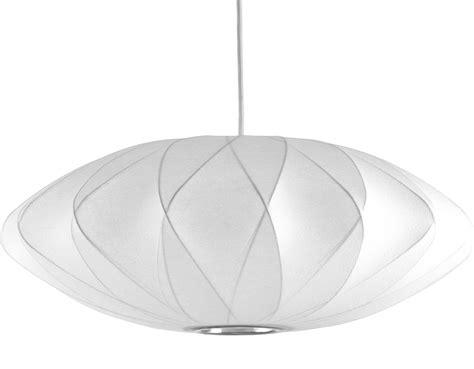 Modernica Bubble Lamp by Nelson Bubble Lamp Criss Cross Saucer Hivemodern Com
