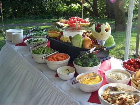 Backyard BBQ Wedding (With images) Backyard wedding food