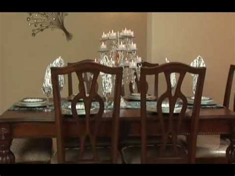 Home Staging Tips: Dining Room Staging   YouTube