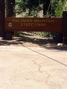 Palomar, Mountain, State, Park, Palomar, Mountain, California
