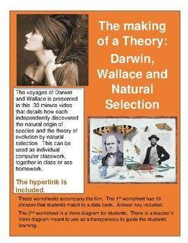 darwin wallace video ws hyperlink evolution natural