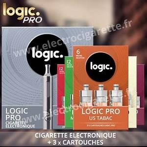 Prix D Une Cartouche De Cigarette : cigarette lectronique logic pro avec 3 cartouches pr remplis ~ Maxctalentgroup.com Avis de Voitures