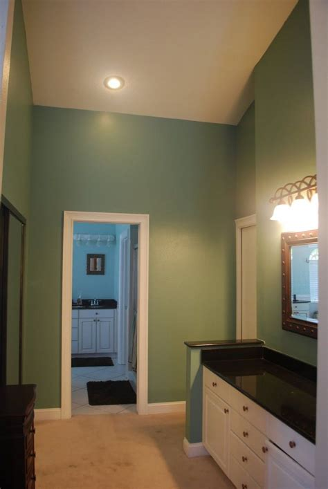 bathroom paint colors ideas warm green bathroom painting