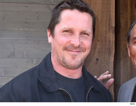 Christian Bale Supersized For Dick Cheney Tmz