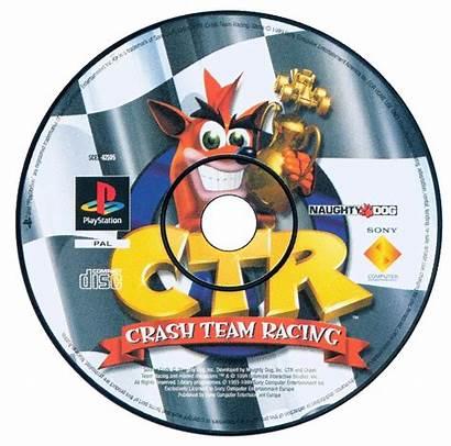 Crash Racing Ctr Team Disc Launchbox App