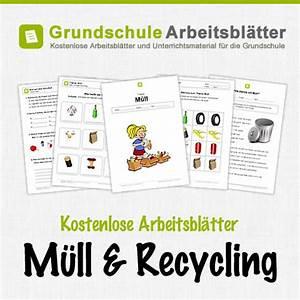 Was Können Sie Tun Um Die Umwelt Zu Schonen : m ll recycling kostenlose arbeitsbl tter ~ Orissabook.com Haus und Dekorationen