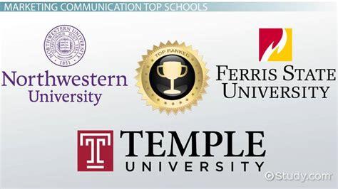 best marketing schools best marketing communication colleges list of top u s