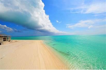 Sea Turquoise Wallpapers Island Beach Summer Sand