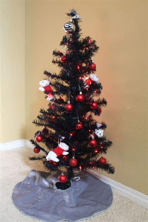 gallery of 4 ft blue christmas tree fabulous homes