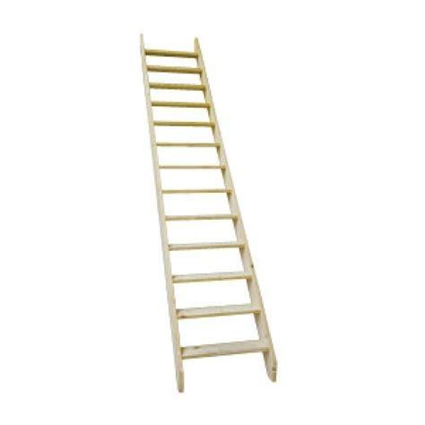 escalier escamotable largeur 80 cm echelle de meunier bois de sapin largeur 80 cm materiauxnet