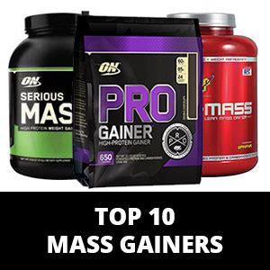 Best Gainer Supplement Best Mass Gainers Top 10 Weight Gain Supplements