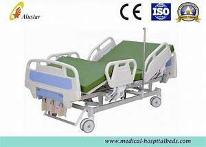 Abs E Type Foldable Medical Hospital Beds 3 Crank