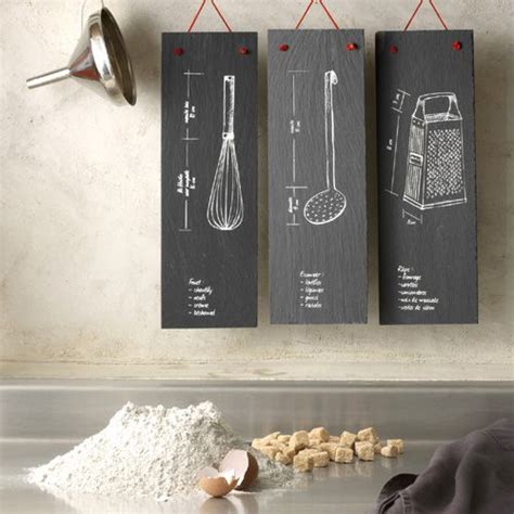 cuisine ardoise et bois déco cuisine ardoise exemples d 39 aménagements