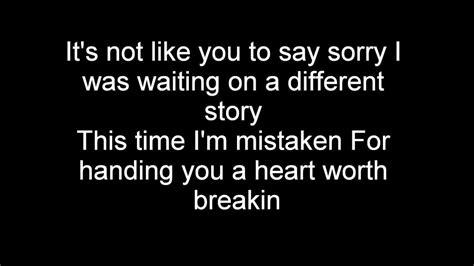 Nickelback- How You Remind Me- Lyrics (hq) (hd)