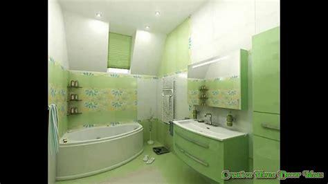 Light Green Tiles Bathroom-youtube
