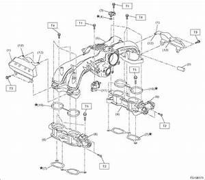 Subaru Crosstrek Service Manual - Component