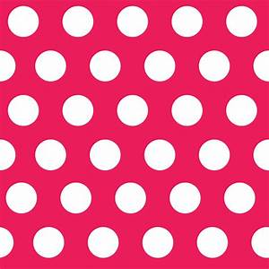 Pink Polka Dot Wallpaper - WallpaperSafari