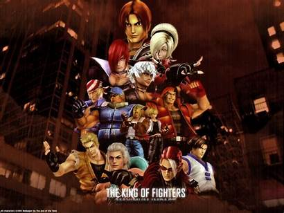 Fighters King Wallpapers Kof Xiii Fighter Archivo
