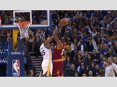 Kevin Durant Blocks LeBron James Cavaliers vs Warriors