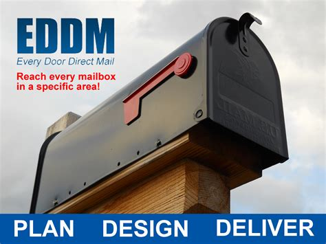 every door direct every door direct mail eddm consider it there