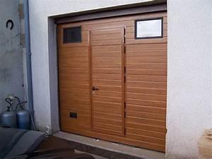 porte de garage enroulable sur mesure au meileur rapport With porte de garage enroulable de plus porte intérieure isolante